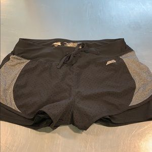 Avia active workout running shorts